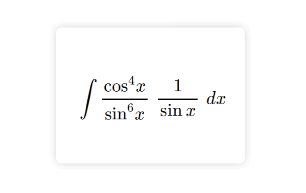 Kalkulator Integral Trigonometri